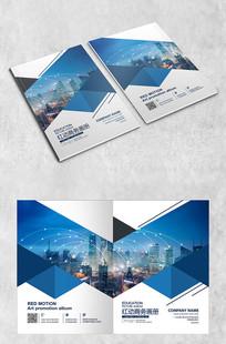 高端创意商务封面