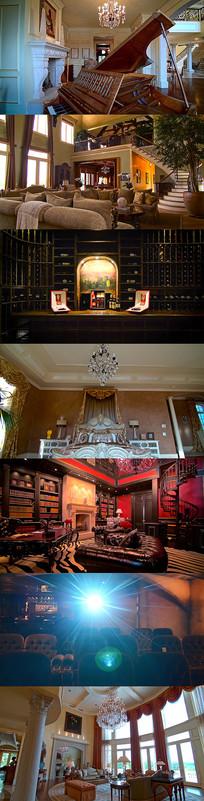 豪华别墅室内装修设计效果实拍