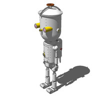 卡通机器人物 skp