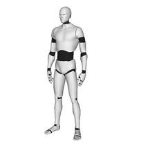 人工智能机器人 skp