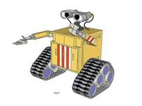 小型机器人