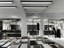 工业风办公室装修设计 JPG