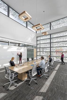 会议室室内装修设计 JPG