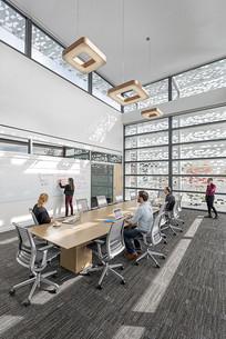 会议室室内装修设计