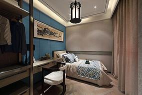 小户型单人卧室家具