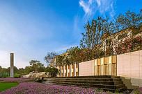 别墅住宅围墙水景设计 JPG