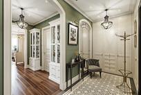 家庭入口玄关装修设计