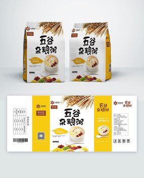 五谷杂粮包装袋