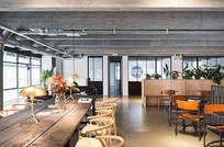 工业风格办公室内空间 JPG