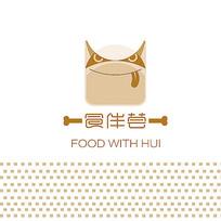 餐饮商用标志设计 AI