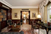 欧式复古别墅室内设计