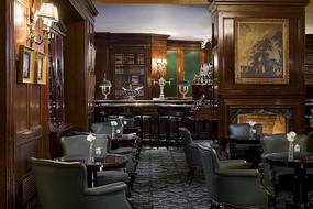 欧式复古咖啡厅