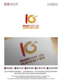 十年庆凤凰十周年LOGO