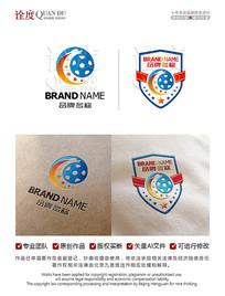 足球俱乐部协会足球赛logo