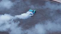 超级跑车速度激情实拍视频