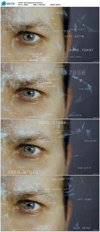 脸部数字科技视频