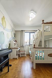 清新儿童房设计