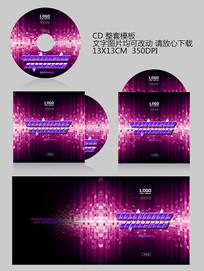时尚酒吧音乐CD封面