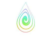 水滴漩涡LOGO