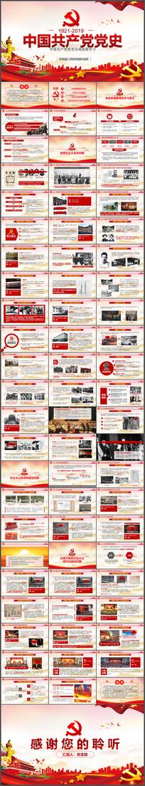 中国共产党党史培训PPT