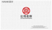 中国古典花纹古典家具LOGO