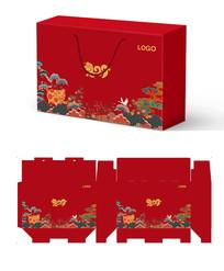 猪年礼品包装设计