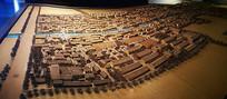 古建筑村落建筑模型展厅展示