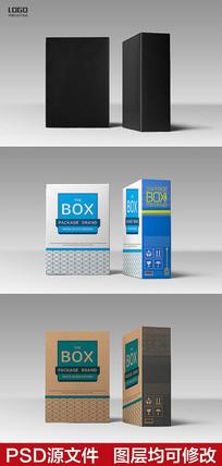 包装盒效果图样机