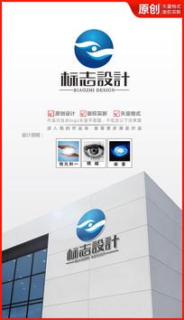 发现之眼logo设计商标设计