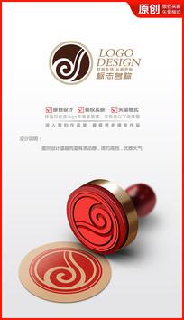 优美咖啡logo设计商标设计