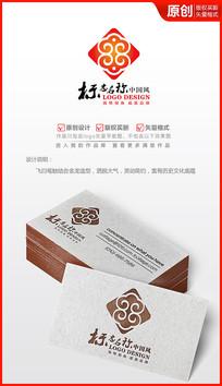 中国结logo设计商标设计