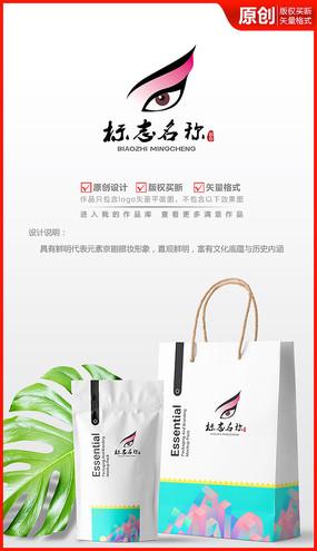 京剧文化logo设计