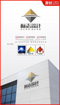 实业企业logo设计