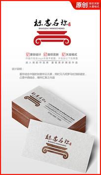 古典家具logo设计商标设计