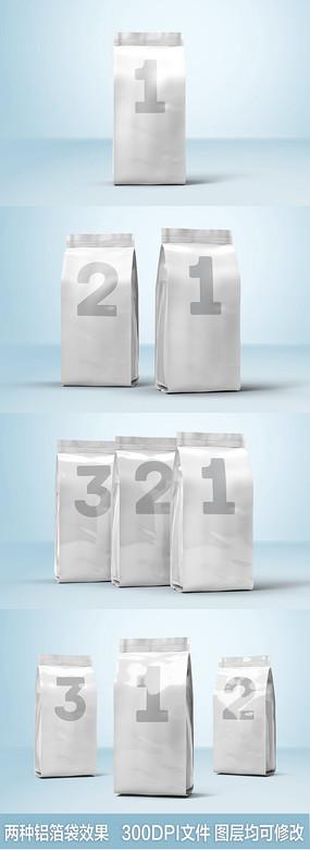 铝箔袋样机效果图