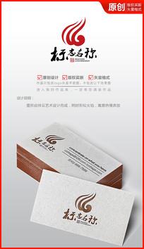 祥云餐饮logo设计商标设计