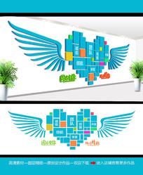 精品企业文化墙照片墙