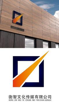 广告传媒公司logo设计 AI