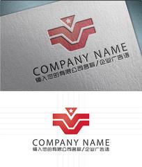工业企业公司LOGO标志设计