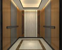 酒店电梯轿厢效果图