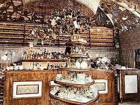 酒吧室内装饰景观
