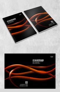时尚创意商务封面设计