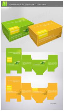 天然手工皂包装盒