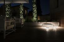 屋顶花园创意灯具 JPG