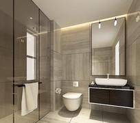 卫生间室内设计 JPG