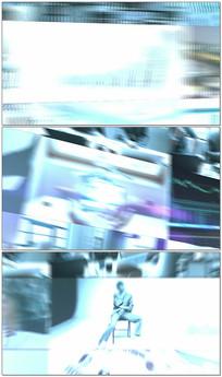 照片墙图文展示视频模板