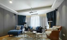 室内现代家装意向
