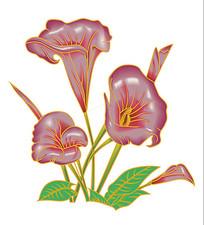 矢量图花卉 CDR