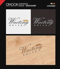 创意时尚面包店logo