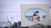 爱情相框照片展示AE模版